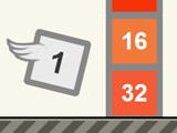 Flappy 2048 HTML5 - play free online games on ALFY com